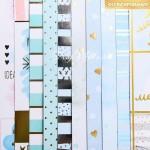 Набор бумаги односторонней с фольгированием My little boy, 10 листов, размер 30,5 х 30,5 см, 250 г/м, АртУзор, LI000158