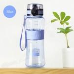 Бутылка пластиковая герметичная Dibe, фиолетовая, 450 мл., MR000006