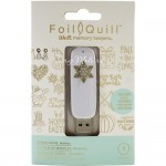 Флешка USB с дизайнами для Foil Quill - Holiday We R Memory Keepers, (200 дизайнов) ПОД ЗАКАЗ СТОП 19.08.2019!!! PD000106