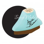 Меловая Штемпельная подушечка Inks - Chalk Fluid Edger, Цвет Black Coal, 45x24 мм., Prima Marketing. SH000329