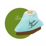 Меловая Штемпельная подушечка Inks - Chalk Fluid Edger, цвет Garden Glass, 45x24 мм., Prima Marketing. SH000339