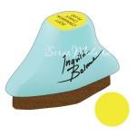Меловая Штемпельная подушечка Inks - Chalk Fluid Edger, цвет Coldsfoot Petals, 45x24 мм., Prima Marketing. SH000477