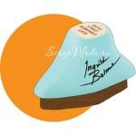 Меловая Штемпельная подушечка Inks - Chalk Fluid Edger, цвет Rusty Keys, 45x24 мм., Prima Marketing. SH000479