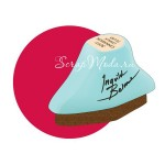 Меловая Штемпельная подушечка Inks - Chalk Fluid Edger, цвет Raspberry Pie, 45x24 мм., Prima Marketing. SH000482