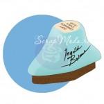Меловая Штемпельная подушечка Inks - Chalk Fluid Edger, цвет Cold Ice, 45x24 мм., Prima Marketing. SH000486