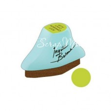 Меловая Штемпельная подушечка Inks - Chalk Fluid Edger, цвет Rock Moss, 45x24 мм., Prima Marketing. SH000495