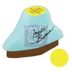 Меловая Штемпельная подушечка Inks - Chalk Fluid Edger, цвет Lime Pie, 45x24 мм., Prima Marketing. SH000496