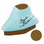 Меловая Штемпельная подушечка Inks - Chalk Fluid Edger, цвет Knotted Wood, 45x24 мм., Prima Marketing. SH000501