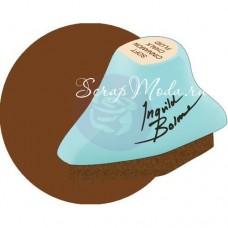 Меловая Штемпельная подушечка Inks - Chalk Fluid Edger, цвет Dark Rust, 45x24 мм., Prima Marketing. SH000502