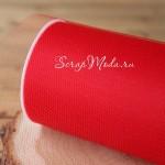 Фатин красный,  ширина 15 см., цена за 1 метр. TK000139
