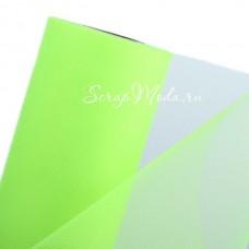 Фатин салатовый,  ширина 15 см., цена за 1 метр, TK000145
