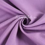 Велюр Сиреневый, очень мягкий, размер 50х70 см., TK000164
