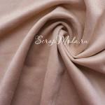 Замша двусторонняя, искусственная, цвет Ситцевая Роза, размер 50х74см(+/- 1см), TK000299