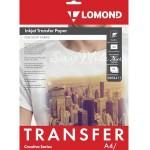 Термотрансферная бумага для светлых тканей, размер 210х297 мм., Lomond. цена за 1 лист, TR000044