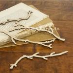 Декоративные деревянные Веточки Branch 1529, 4 шт., Prima Marketing