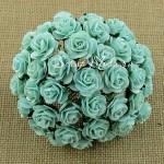 Роза мятная,  20 мм, цена за 5 шт., UC002525