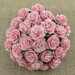 Роза Baby Girls,  20 мм, цена за 5 шт., UC002720