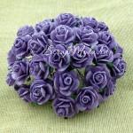 Роза, лаванда,  10 мм, цена за 5 шт., UC002536