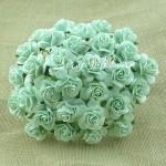 Роза, нежная мята,  20 мм, цена за 5 шт., UC002530