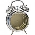Металлический Декоративный Будильник, диаметр 10,5 см., Tim Holtz Idea-ology, UC002541