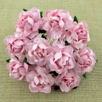 Роза Cottage розовая,  25 мм, цена за 1 шт., UC002573