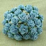 Роза, Baby Blue,  25 мм, цена за 1 шт., UC002677