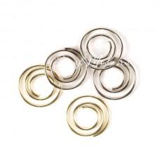Набор Mini скрепок Спираль, размер 15 мм., 25шт, Creative Impressions, UC002807