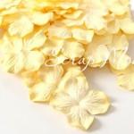 Гортензия, светло-Желтая, 50 мм, 10 шт., UC002869