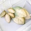 Листья Mix, от 20 до 35 мм, цена за 10 шт., UC002885