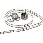 Лента Кинопленка (прозрачная), длина 30 см., ширина 15 мм., Tim Holtz Idea-ology, UC002891