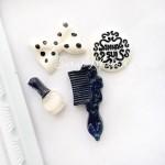 Пластиковое укаршение Anna Sui, 3 см., цена за 4 шт., UC002912