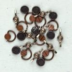Металлические украшения - Vintage Trinkets, Ingvild Bolme, в упаковке 18 шт, Prima Marketing, UC002929