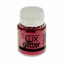Декоративные Блёстки LuxGlitter Красный 20 мл, UC002941