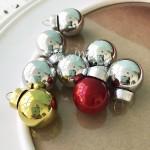 Набор mini стеклянных шариков, размер 22мм, 8 штук, UC003144