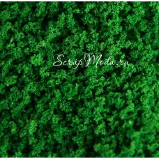 Декор для создания миниатюр (деревья, газон) порошок, цвет Зелёный,  3,5-4гр. UC003158