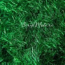 Декор для создания миниатюр (деревья, газон) порошок флок, цвет Тёмно-зелёный, 3-3,5 гр. UC003159