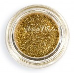 Глиттер-пудра в баночке, цвет золото, 7гр..UC003173