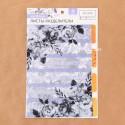 Набор ацетатных разделителей для планера «Лиловое золото», 6 листов, 16×25 см. АртУзор, VT001035