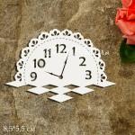 Чипборд Часы-Алиса в стране чудес, размер круга 8,5х5,5см, Чип и Скрап. VT001161