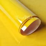 Термотрансферная пленка Жёлтая, матовая, размер 25х25 см., YA000227