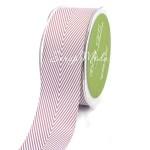 Лента твиловая широкая светло-Сиреневая, размер 4 см., May Arts, цена за 1 ярд, YA000409